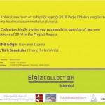 2010: Giovanni Ozzola / The Edge16 settembre – 16 ottobre 2010a cura di Elena ForinProje 4L/ Elgiz Museum of Contemporary Art, Istanbul