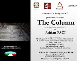 the Column-flyer-Paci