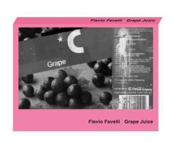 libro favelli grape juice