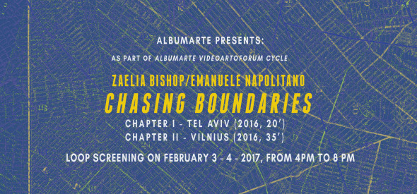 INVITO CHASING BOUNDARIES ENG