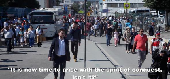Ferhat Ozgur Conquest still