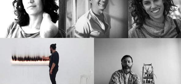 paradiso artisti collage