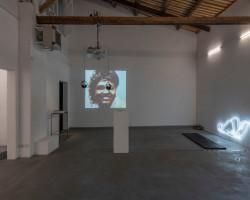 ReHumanism exhibition view